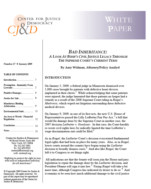 white paper report this report examines the
